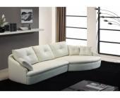 Sofa rundecke wundersch nes sofa rundecke finden sie - Wohnzimmergarnitur leder ...