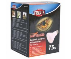 Trixie Keramik Infrarot-Wärmestrahler, Maße: ø 75 x 100 mm / Leistung: 75 W