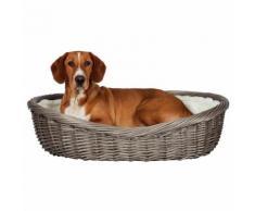 Trixie Weiden-Hundekorb grau, Außenmaße: 70 cm