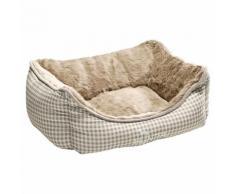 Hunter Hundesofa Astana braun, Größe: M