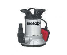 Metabo Flachsaugende Klarwasser-Tauchpumpe TPF 6600 SN Karton