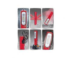 KS Tools LEDMAX POWER STRIPE LED-Akku-Arbeitslampe, knickbar