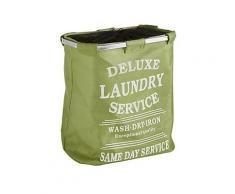 helline home Wäschesammler, grün