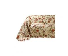 heine home Damen Sofa- und Sesselüberwurf, bunt, 100% Baumwolle