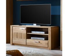 TV Lowboard aus Wildeiche 140 cm breit