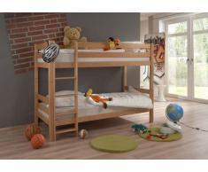 Kinderstockbett mit Leiter