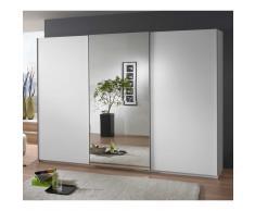 Schwebetürenschrank mit Spiegel 300 cm breit