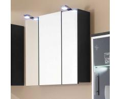 Bad Spiegelschrank mit LED Leuchten 3D