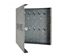 Schlüsselkasten aus Metall Industriedesign