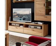 TV Board aus Wildeiche geölt 180 cm breit