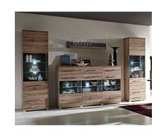 wohnwand g nstige wohnw nde bei livingo kaufen. Black Bedroom Furniture Sets. Home Design Ideas