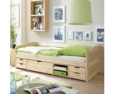 Bett mit Stauraum mit Schubladen