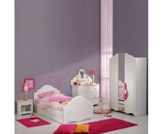 Kinderzimmer Komplettset für Mädchen (5-teilig)
