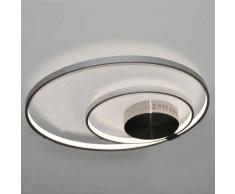 Deckenlampe aus Metall dimmbar