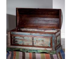Holztruhe im Used-Style Vintage