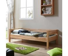 Kinderbett aus Buche Massivholz 90x200 cnm