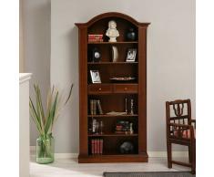 Bücherregal im Italienischen Stil Nussbaumfarben
