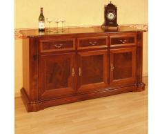 Wohnzimmer Sideboard 3-türig