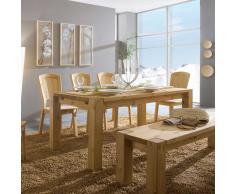 Massivholz Esstisch  aus Kiefer Landhaus