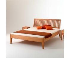 Massivholz Bett aus Buche geölt