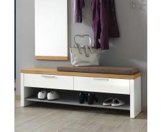 Garderobenbank mit Schuhablage Garderobe