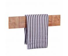 Massivholz Handtuchhalter aus Akazie natur kaufen