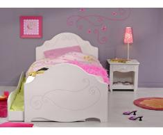 Kinderbettchen mit Bettschubkasten