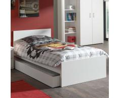 Jugendzimmerbett mit Bettschublade Bettschublade