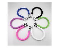 FRAP nbsp;F7250 nbsp;Mehrfarben-Silikon nbsp;Tube nbsp;Flexibler nbsp;Schlauch in alle Richtungen für Küchenarmatur 6 Farben erhältlich für Frap F4034-Zubehör
