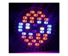 ZX Full Spectrum 40 LED Pflanze wachsen Lampe Zwiebel Garten Gewächshaus Pflanze Sämling Licht E27 30W-wachsende Lampen