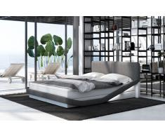 Boxspringbett Guani mit LED Beleuchtung Android