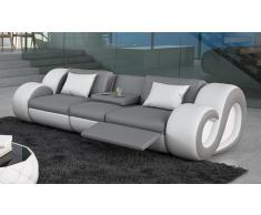 3 Sitzer Sofa Nesta mit Beleuchtung