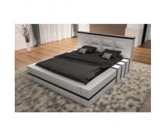 Komplett Bett ASTI + Matratze + Lattenrost