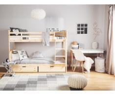 Etagenbett Holz Günstig : Doppelhochbett » günstige doppelhochbetten bei livingo kaufen