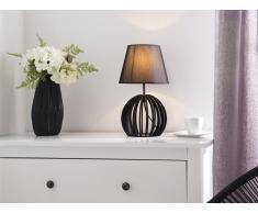 Tischlampe schwarz SAMO