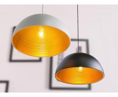Lampe Schwarz - Deckenlampe - Deckenleuchte - Hängeleuchte - Leuchte - GRAND