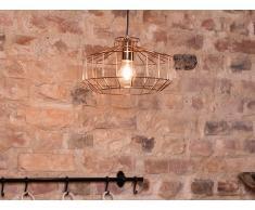 Lampe Kupfer - Deckenlampe - Deckenleuchte - Hängeleuchte - Leuchte - WABASH