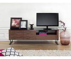 Fernsehtisch Braun - Sideboard - TV-Board - Fernsehschrank - TV-Bank - ELVAS