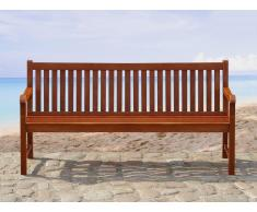 Gartenbank Holz 160 cm TOSCANA