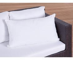 Gartenkissen - Zierkissen - Outdoor Dekokissen 50x70 cm beige