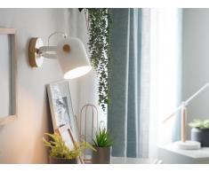 Wandlampe weiss NIVE