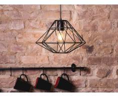 Lampe Schwarz - Deckenlampe - Deckenleuchte - Hängeleuchte - Leuchte - GUAM