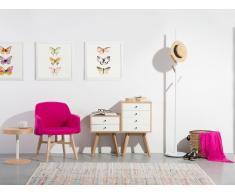 Sideboard Weiss - Kommode - Beistelltisch - Regal - Nachttisch - Nachtschrank - ANCHORAGE