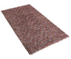 Teppich bunt - 80x150 cm - Shaggy - Polyester - ISTANBUL