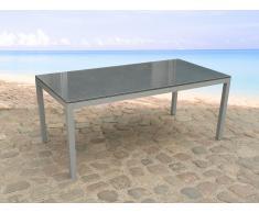 Granit Gartentisch - Granittisch - Tisch - Esstisch - Gartenmöbel - Granitplatte - TORINO