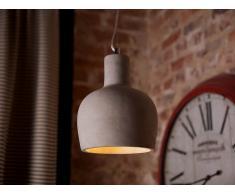 Lampe Grau - Deckenlampe - Deckenleuchte - Hängeleuchte - Leuchte - INNOKO