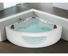 Whirlpool-Badewanne Eckmodell TOCOA