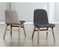 Esszimmerstuhl g nstige esszimmerst hle bei livingo kaufen for Design stuhl leisure