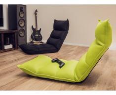 Sitzsessel verstellbar schwarz BALKA