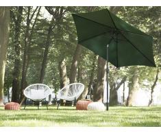 Sonnenschirm Ø270 cm grün VARESE